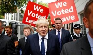 Nước Anh có tân Thủ tướng ủng hộ Anh rời EU