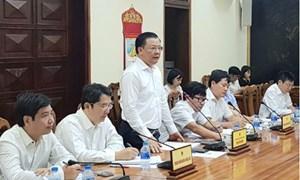 Quảng Bình cần thực hiện đồng bộ giải pháp quản lý thu, chống thất thu ngân sách