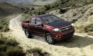 Ford Ranger nằm trong top 5 xe bán chạy nhất trong tháng 6