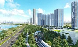 Bất động sản TP. Hồ Chí Minh: Đỉnh cao tăng trưởng ở phân khúc nhà ở