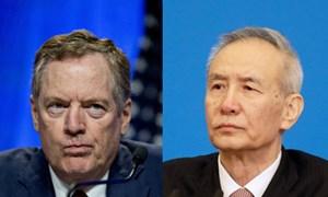 Quan chức Mỹ sắp sang Trung Quốc đàm phán thương mại