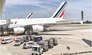 Khoản thuế mới cho các chuyến bay từ Pháp