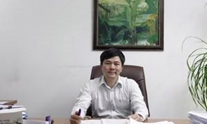 Ông Nguyễn Trường Giang, Vụ trưởng Vụ Tài chính hành chính sự nghiệp