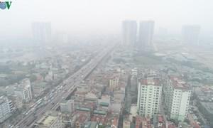 Nguyên nhân khiến không khí Hà Nội ô nhiễm nhất thế giới trong sáng 28/7
