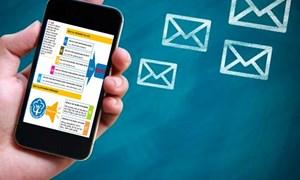 [Infographics] 07 dịch vụ tin nhắn trong lĩnh vực BHXH, BHYT từ ngày 1/8/2019