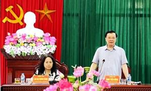 Lạng Sơn cần đồng bộ, linh hoạt các giải pháp thúc đẩy xuất nhập khẩu qua địa bàn