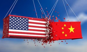 Tác động của chiến tranh thương mại Mỹ-Trung có thể mang tính hiệu ứng