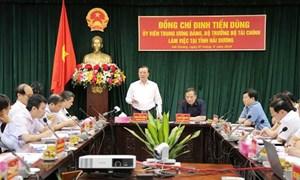 Hải Dương nằm trong top 5 tỉnh giải ngân vốn đầu tư công cao 7 tháng đầu năm