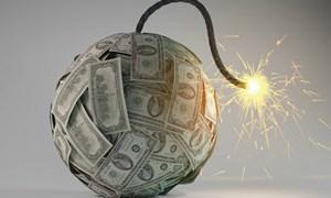 """Nợ toàn cầu: """"Quả bom nổ chậm"""""""