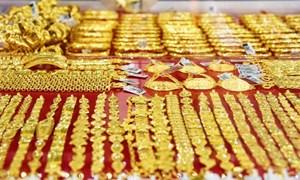 Không nên mạo hiểm với vàng