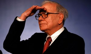 Giá vàng lập kỉ lục, Warren Buffett vẫn kiên quyết