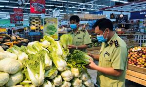 Mức thu phí mới trong công tác an toàn thực phẩm