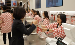 Thị trường Việt hấp dẫn nhiều ông lớn bán lẻ Nhật