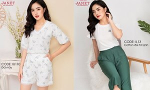 Top 5 thương hiệu đồ bộ mặc nhà được người tiêu dùng yêu thích nhất Việt Nam