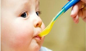 Bổ sung chất béo cho trẻ dưới 3 tuổi
