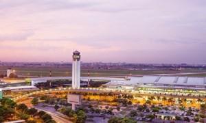 Sân bay quốc tế Tân Sơn Nhất lọt TOP sân bay tốt nhất thế giới