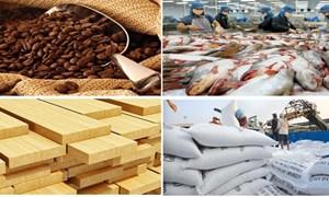 Đẩy mạnh xuất khẩu nông sản khắc phục tình trạng