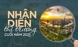Dự báo sốt đất và triển vọng thị trường những tháng cuối năm 2021