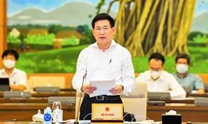 Thống nhất ban hành Nghị quyết của Thường vụ Quốc hội về phân bổ dự toán chi thường xuyên năm 2022