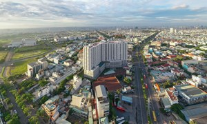 Thị trường căn hộ TP. Hồ Chí Minh giảm nguồn cung