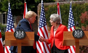 Anh - Mỹ và câu chuyện hậu Brexit
