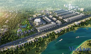Sự trỗi dậy mạnh mẽ thị trường bất động sản Diễn Châu