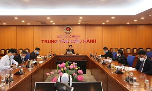 Bộ Tài chính và ADB hợp tác chặt chẽ vì sự phát triển kinh tế - xã hội của Việt Nam