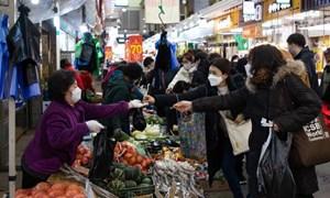 Hàn Quốc bất ngờ nâng lãi suất lần đầu trong 15 tháng