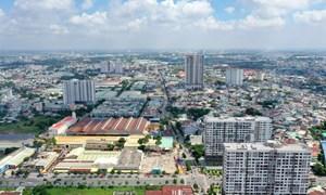 Bất động sản phía Bắc TP. Hồ Chí Minh đang cất cánh