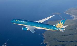 Vietnam Airlines được cấp phép bay thẳng sang Mỹ