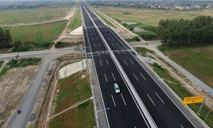Đến năm 2030, đặt mục tiêu đưa vào khai thác trên 5.000 km đường cao tốc