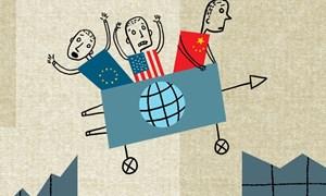 Kinh tế toàn cầu sẽ ra sao trước sự chia rẽ ở châu Âu, một nước Mỹ với chủ nghĩa dân tộc và sự bành trướng của Trung Quốc?