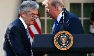 Fed hay thuế của ông Trump đã kéo tụt kinh tế Mỹ?