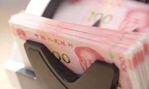 """Dòng tiền từ Trung Quốc """"bốc hơi"""" khỏi Mỹ"""