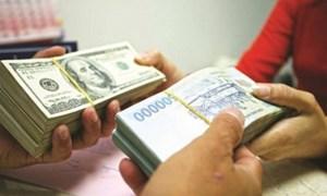 Đồng VND tiếp tục lên giá so với USD