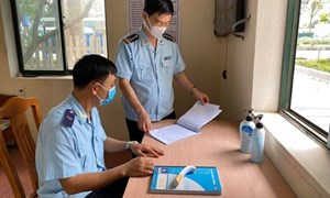 Hải quan Thanh Hóa dồn sức hoàn thành chỉ tiêu thu ngân sách nhà nước 9.400 tỷ đồng