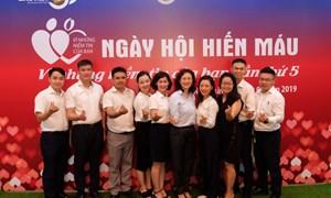 """Hơn 2.000 đơn vị máu được hiến tặng trong chương trình """"Bảo Việt - Vì những niềm tin của bạn"""""""