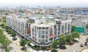 Áp giá đất mới, lo giá nhà tại TP. Hồ Chí Minh tăng vọt