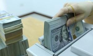 """Tỷ giá liên ngân hàng rơi sâu dưới """"ngưỡng chặn"""", giá mua bán chênh lớn"""