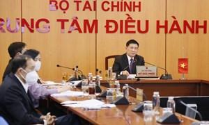 Thúc đẩy hợp tác tài chính Việt Nam - Vương quốc Anh hướng đến phát triển bền vững