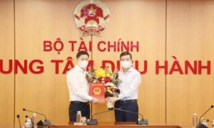 Bộ Tài chính trao quyết định bổ nhiệm Cục trưởng Cục Kế hoạch - Tài chính