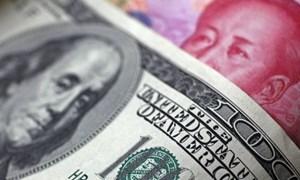 Đồng USD giúp Mỹ có lợi thế trong cuộc chiến thương mại với Trung Quốc