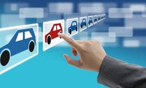 Mua ô tô trên thương mại điện tử ngày càng tăng