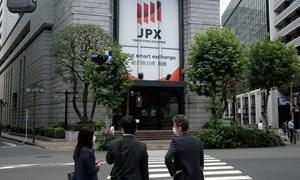 Chứng khoán Nhật lập đỉnh cao nhất trong hơn 30 năm