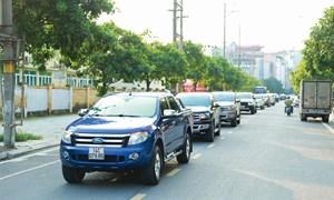 Thị trường ô tô nhộn nhịp vào mùa