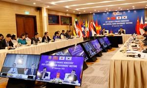 AFMGM+3 hướng tới mục tiêu tăng cường ổn định kinh tế, tài chính khu vực