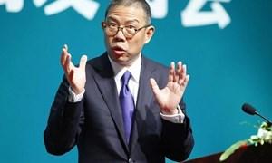 Tỷ phú nước đóng chai giàu nhất Trung Quốc