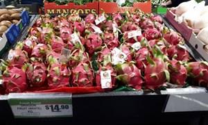 Thanh Long Việt Nam được đánh giá 5 sao tại thị trường Úc