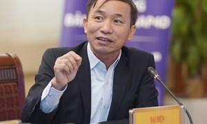 Ông Nguyễn Trọng Đường - Phó Vụ trưởng phụ trách điều hành Vụ Quản lý doanh nghiệp, Bộ Thông tin và Truyền thông