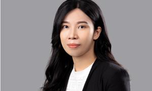 Bà Trần Thị Khánh Hiền - Giám đốc Khối Phân tích, Công ty CP Chứng khoán VNDIRECT